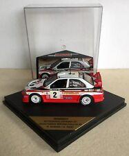 Vitesse Mitsubishi Carisma GT Burns Reid Grande Bretagne 1999 1/43ème
