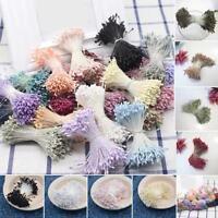 380 x Künstliche Gefälschte Blume Staubblatt Stempel Kuchen Hochzeit Party Decor
