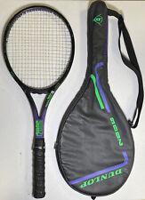 New listing RARE Dunlop MAX 200g PRO 85 head 4 5/8 grip Tennis Racquet