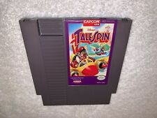 Disney's TaleSpin (Nintendo Entertainment System, 1991) NES Game Cart Vr Nice!