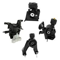 4PC ENGINE & TRANSMISSION MOUNT FOR 2014-2018 TOYOTA COROLLA 1.8L AUTOMATIC