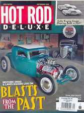 HOT ROD DELUXE MAGAZINE - September 2016 (NEW COPY)