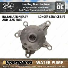 Gates Water Pump for Hyundai Accent RB Elantra AD Tucson TL Veloster FS 1.6L