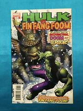HULK VS FIN FANG FOOM # 1, Feb. 2008, reprints the Origin! VERY FINE MINUS