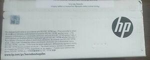 NEW GENUINE HP CE250Xc Black TONER CP3525 CM3530