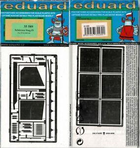 1/35 EDUARD 35589; Schurzen StuG.IV (ITA)