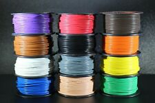 12 Gauge Wire Ennis Electronics 12 Colors 100 Ft Ea Cable Awg Copper Clad