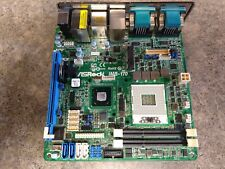 Logic Supply ASRock IMB-170 Mini ITX IPC Server Motherboard Socket G2 Tested