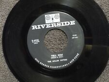 northern so THE MILLER SISTERS Tell Him RIVERSIDE 4535 M-