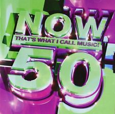 NOW THAT'S WHAT I CALL MUSIC 50 – 2 CDs (2001) KYLIE MINOGUE, DANDY WARHOLS ETC