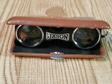 Vintage Jason Opera Glasses Opera Theater Glasses Custom A.H. Brenker