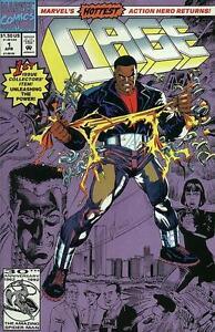 Cage #1-4 (Luke Cage, Power Man, Punisher)