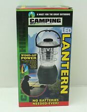 No Battery Camping & Hiking Lanterns Wind-up Mechanism