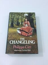 The Changeling - Philippa Carr (Hardcover, 1989, Dust Jacket)
