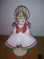 "Madame Alexander 8"" International HUNGARY DOLL #597"