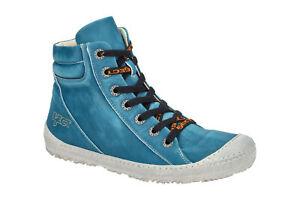 Eject Schuhe DASS II blau Damenschuhe Halbschuhe 140041 NEU