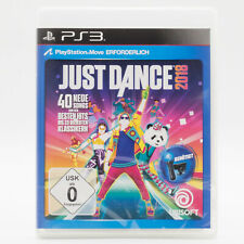 Just Dance 2018 (Sony PlayStation 3, 2017)