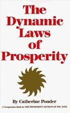 The Dynamic Laws of Prosperity by Catherine Ponder (2003, Paperback, Revised, Re