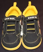 Dispicable Me Black and Yellow Tennis Shoes size 10- Item 2