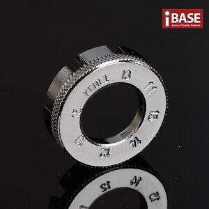 Spoke Wrench Steel Bicycle Bike Adjuster Repair Tool Wheel Spanner Vehicle Ring