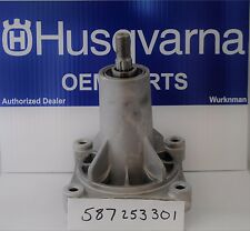 Husqvarna OEM 587253301 / 532192870 / 587819701   Mower Deck Mandrel Assembly