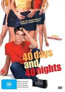 40 Days And 40 Nights DVD