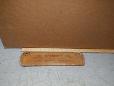 Antique Crescent Brand No.130 Hand Crank Clothes Wringer  Lovell Mfg. Co. Parts