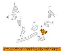 TOYOTA OEM 00-05 Celica-Engine Motor Mount Torque Strut 1237222030