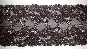 5 Meter Brown Lace Trim
