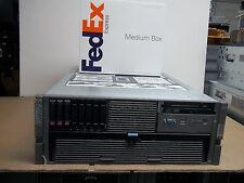 HP Proliant DL585 G2 Server 4x3GHx Dual Core 32GB 3x72GB SAS RAID 418633-b21