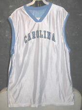 North Carolina Tar Heels NCAA Russell Blue & White XL Reversible Shooting Jersey