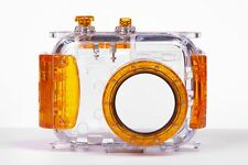 130ft Underwater Housing Case for Kodak M863 V1273 M750 M5370 M575 M530 YELLOW