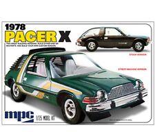 1/25 MPC 802 1978 AMC Pacer X Plastic Model Kit