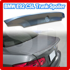 BMW E92 coupe M3 330i 335i 328i 2007-2011 CSL PAINTED Trunk Spoiler Wing rear