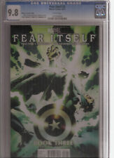 FEAR ITSELF #3 CGC 9.8 IMMONEN VARIANT COVER