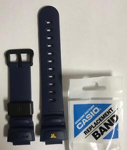 Casio  Original  Band  TRT-100H-2AV  TRT-100H-2   TRT-100H  Blue  Strap   TRT100