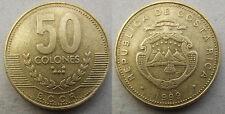18 COSTA RICA 50 i cloni 1999