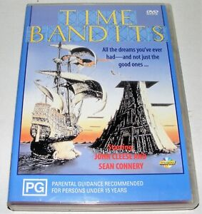 TIME BANDITS --- ( Dvd )