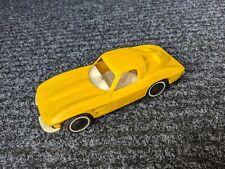 Vintage TONKA Yellow 1963 Corvette Toy Car