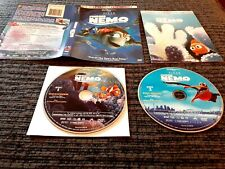 New listing Finding Nemo (Dvd, 2013)*Disc And Cover Art Only* No Tracking