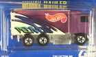 Hot Wheels 1991 Hiway Hauler Delivery Truck (Purple In Color) Blue Card #238