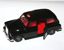 "Motormax - Black TAXI Cab 'London Series' 4.5"" Long Model"