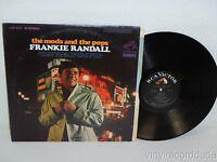 FRANKIE RANDALL Moods and The Pops LP RCA Victor LSP-3941 (1968) STEREO VG+