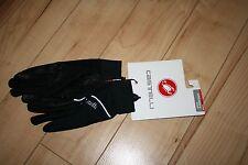 Castelli super nano gloves women's size S Small