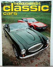 Thoroughbred & CLASSIC Cars - Januar 1979