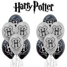 Harry Potter Printed Latex Balloons Birthday Party Decoration Wizard Hogwarts 12