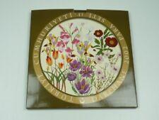 *** LIRE KMS TÜRKEI 2002 BU Lira Kursmünzensatz Türkiye Coin Set Münzen Blumen *