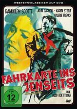 DVD Fahrkarte ins Jenseits Randolph Scott / Budd Boetticher