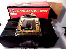 Casino Vintage 1 or 2 Deck Automatic Card Shuffler
