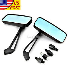 Motorcycle Rear View Mirrors Fit Honda Shadow Spirit Aero ACE 750 1100 VLX 600